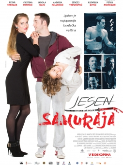 Jesen samuraja - Plakat