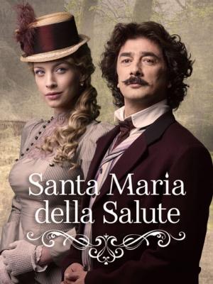 Santa Maria della Salute - Plakat