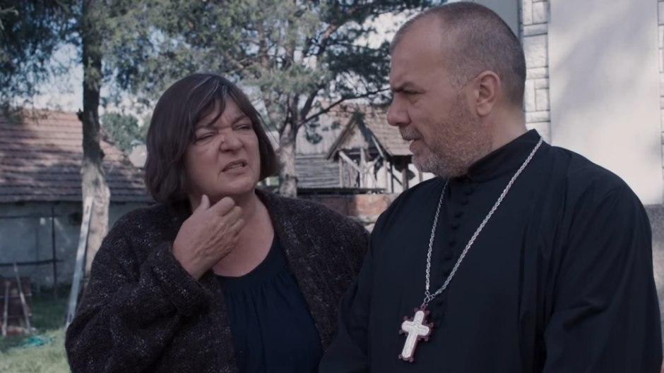 Kozje usi - Scena iz filma