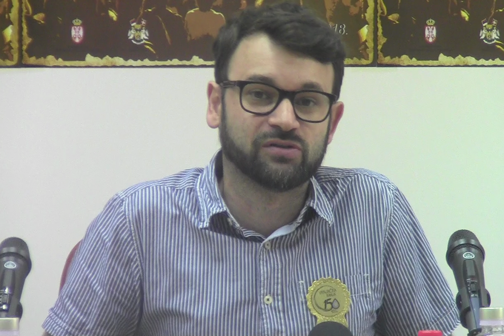 Ivan Velisavljević - Konferencija za medije -02.08.2018.