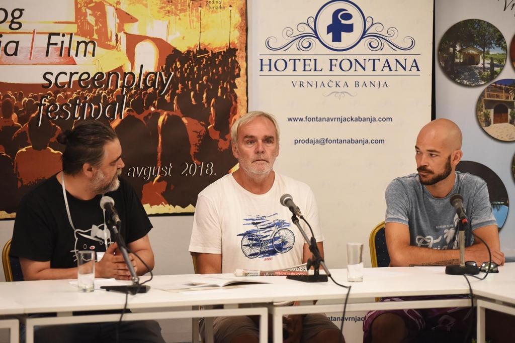 Vladimir Džudović, Slobodan Ćustić i Marko Kojić