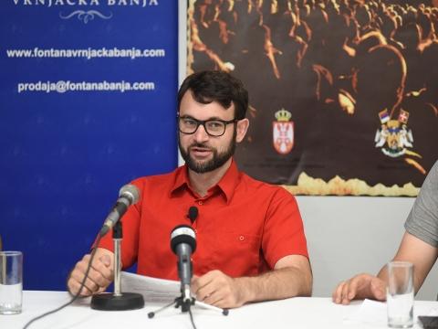 Završna konferencija za medije - Festival filmskog scenarija
