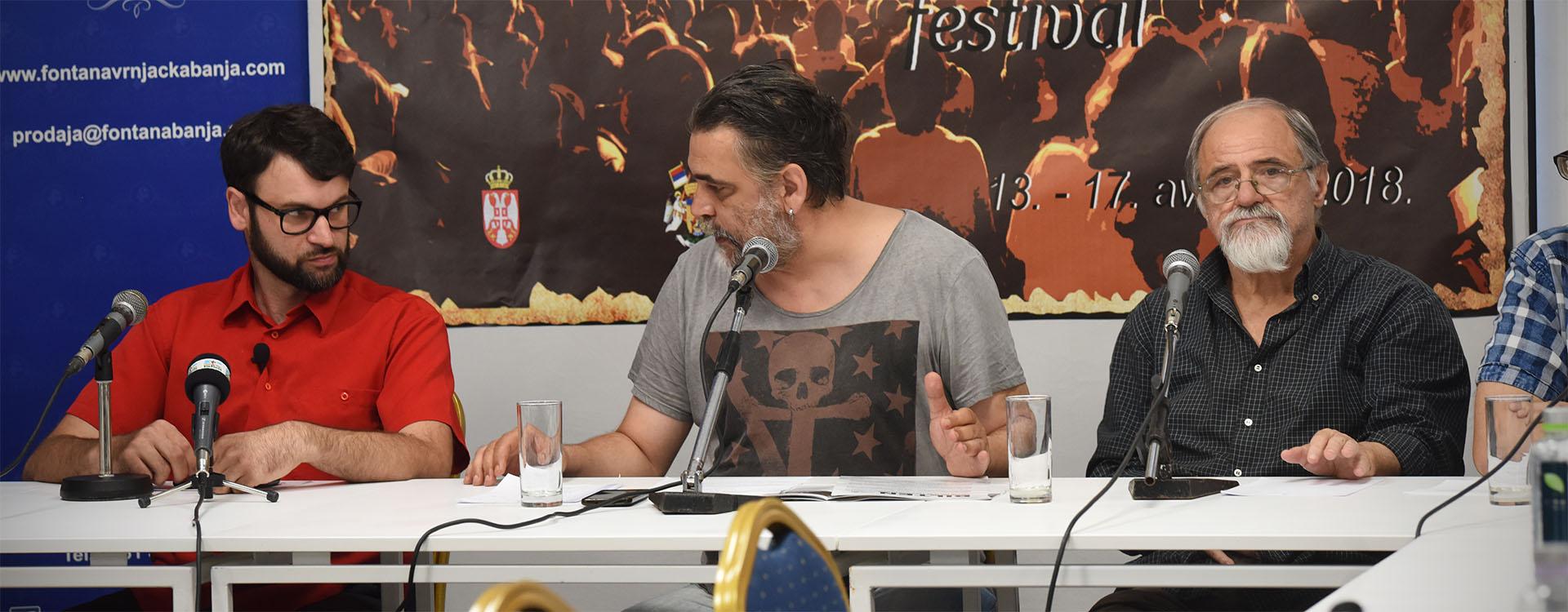 Proglašenje pobednika - Festival filmskog scenarija