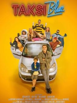 Taxi Bluz Plakat