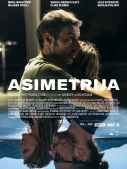 Asimetrija Poster