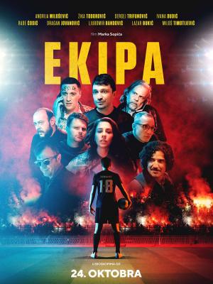 Ekipa Poster